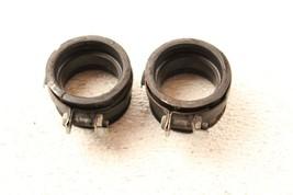 1986 Honda Shadow VT1100C VT1100 1100 Engine Carburetor Air Intake Boots - $35.52