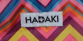 Hadaki New Orleans HDK837 Multi Colored Zip Carry All Pod image 2