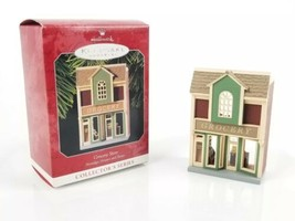 """Hallmark Grocery Store 1998 """"Nostalgic Houses and Shops"""" 15th in Series ... - $11.87"""