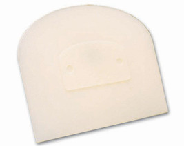 NEW Matfer-Bourgeat Flexible Nylon Dough Scraper [112840] Made in France - $13.64
