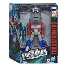 Hasbro Transformers Earthrise War for Cybertron Leader Class Optimus Prime  - $67.99