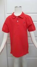 Tommy Hilfiger Jungen Baumwolle Poloshirt Shirt Gr.116 (6 Jahre) Versand... - $25.41