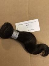 "100% Virgin Brazilian Remy Human Hair Body 10"" 1B Jk Trading Inc. - $38.70"