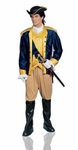 Franco Patriot Colonial Adult Halloween Costume Size Standard 49330 - $55.99