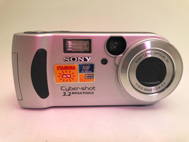 Sony Cybershot DSC-P71 for Parts - $7.75