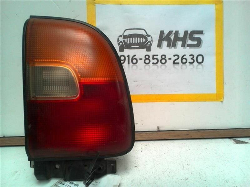 Primary image for Passenger Right Tail Light Fits 96-97 RAV4 38861