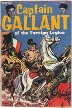 Captain Gallant of the Foreign Legion Comic #1, Charlton 1955 FINE - $25.07