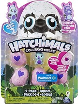 Hatchimals Colleggtibles Exclusive Season 2 Burtle Collectors 4-Pack + B... - $20.45