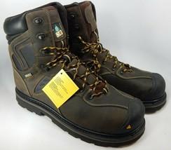 Keen Tacoma XT CSA Size 14 M (D) EU 47.5 Men's Shock Proof WP Work Boots 1015399
