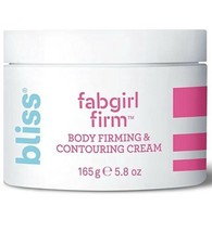 Bliss fabgirl firm Body Firming & Contouring Cream 5.8 oz - $7.91