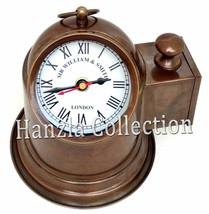 Vintage Brass Antique Gimbled Compass Style Nautical Maritime Ship Desk ... - $74.25