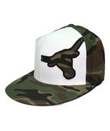 Texas Longhorns Top of the World Camouflage NCAA Grunt Flex Fit Cap Hat - $21.95