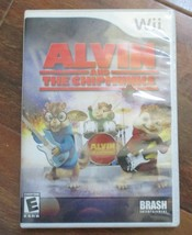 Alvin and the Chipmunks (Nintendo Wii, 2007)  - $5.93