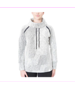 Kirkland Signature Ladies' Jacquard Pullover, White, Size L - $11.00