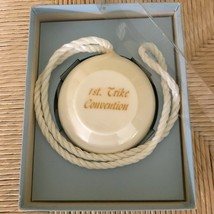 Vtg 1980's Soap On A Rope Large 8oz Katherine Gray French Millled 1st Tr... - $18.46