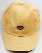 Callaway Golf Vintage Cap Hat Adult Adjustable Legendary Head Wear Yellow Medium - $15.23