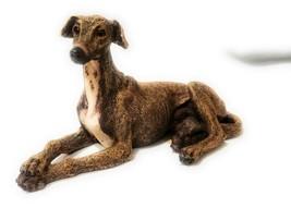 New World of Dogs Collection Medium Resin Figurine Greyhound #4949 - $20.00