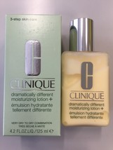 Clinique Dramatically Different Moisturizing Lotion+ (V Dry to Dry C) 125ml - $32.68