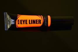 PaintGlow Neon Orange UV Blacklight Reactive Eye Liner - $6.95