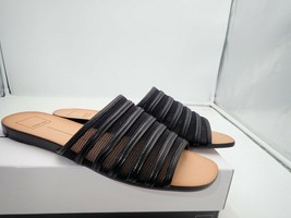 Dolce Vita Women's Katlee Slide Sandal Black size 10 M - $23.75