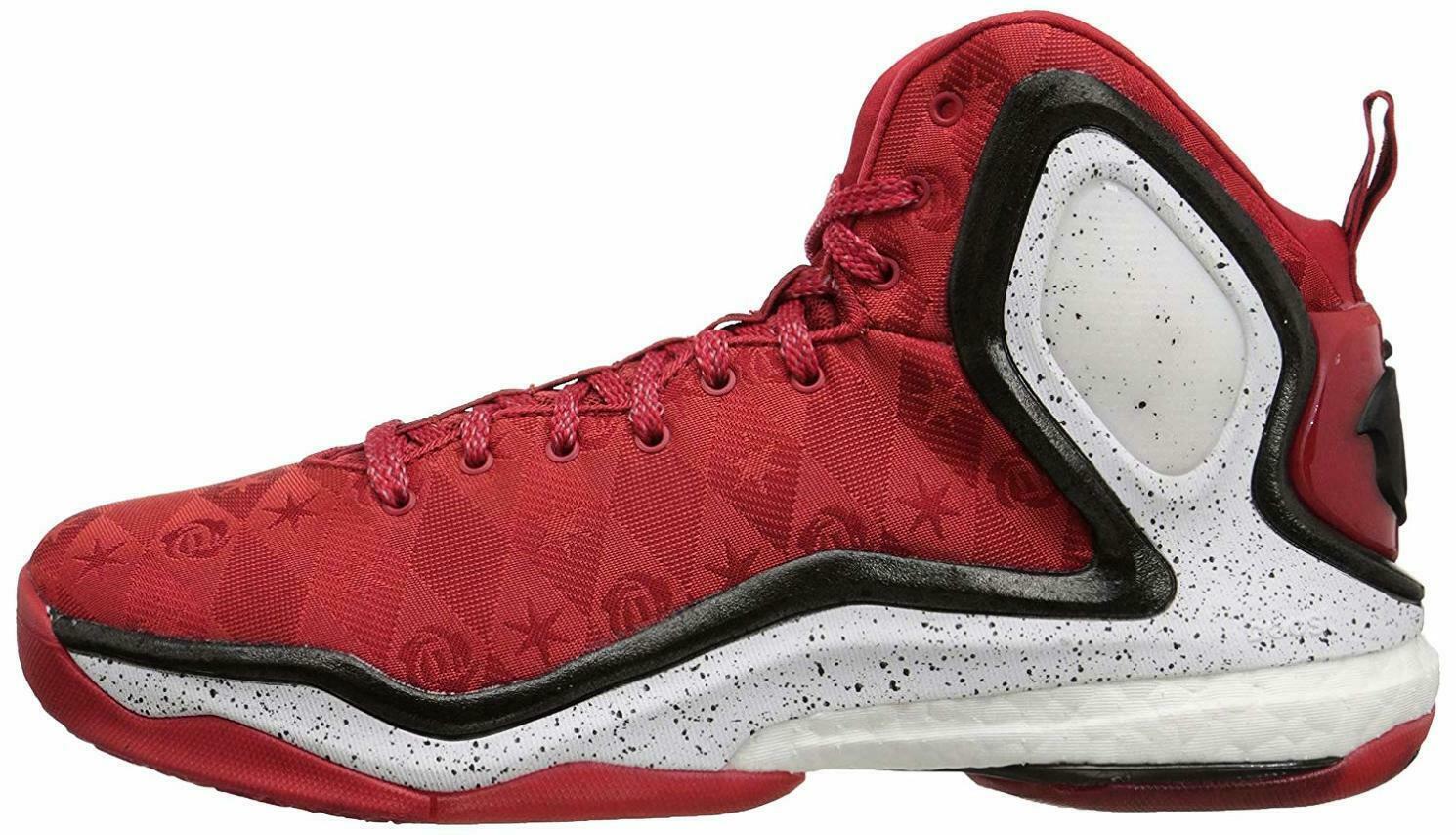 sale retailer 8df95 ddbcc adidas Performance Mens D Rose 5 Boost Basketball Shoe - Choose SZColor