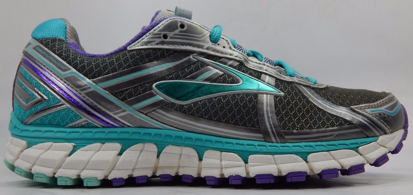 d67cfbc99ee31 Brooks Defyance 9 Women s Running Shoes Size and 50 similar items. 57