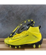 Nike Vapor Untouchable Pro 3 Football Cleats 917165-701 Yellow/Black Siz... - $59.39