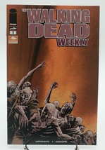 The Walking Dead Weekly #1 Amazing Arizona Convention Variant Exclusive ... - $72.17