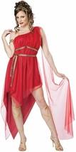 California Costumes Rubino Dea Greco Adulto Donna Halloween Costume 01285 - $26.75