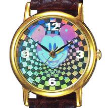 Mickey Disney Lorus Lady Hologram Two Expressions Dial, Unworn Watch! Ju... - $147.36