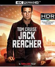 Jack Reacher (4K Ultra HD + Blu-ray)