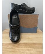 Dansko Professional Tooled Black Size 7.5-8US Womens (38EU) - $70.00