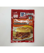 McCormick Slow Cookers Sweet Smoky Pulled Chicken Seasoning Mix 1.25 OZ ... - $24.71