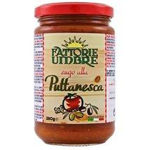 Puttanesca Tomato Sauce by Fattorie Umbre (280 gram) - $2.79