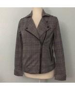 Two by Vince Camuto Black White Blazer Jacket Womens Sz XSmall - $100.97