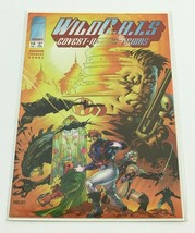 IMAGE COMICS WILDCATS CONVERT-ACTION-TEAMS ROBINSON CHAREST HUBBS #16 - $8.17