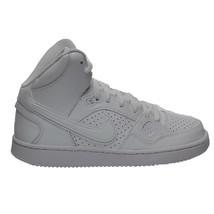 Nike Son of Force Mid (GS) Big Kids Shoes White 615158-109 - $69.95