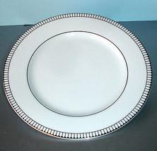 Royal Doulton Paramount Platinum Salad / Dessert Plate New - $9.99