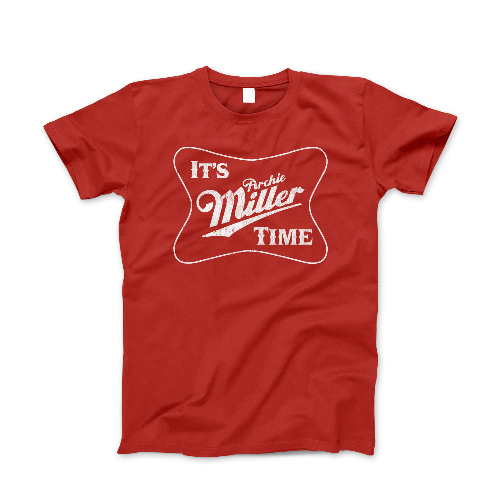 Archie MILLER TIME Basketball T-Shirt for sale  USA