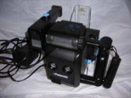 Polaroid mini portrait/passport camera model 203, - $199.95