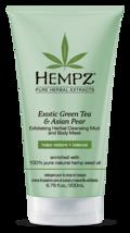 Hempz Green Tea & Asian Pear Body Mask, 6.76oz