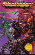 ALIEN RACERS EXCLUSIVE CONVENTION EDITION COMIC BOOK - $22.35