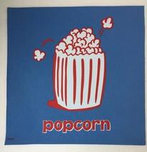Cranium Hullabaloo Children Game Blue Popcorn Square Foot Mat Floor Pad ... - $5.94
