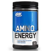 Optimum Nutrition Amino Energy Blue Raspberry 30 Serve 270g - $171.92