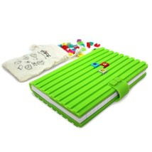 WAFF World Gifts SP4101CMB Spara Journal Game, Green, 5.75 x 4  - $43.69 CAD