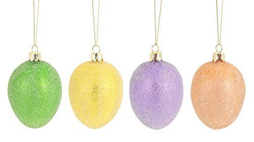 24 Easter Eggs Liquidation Sale Mixed Colors and Variety Ornaments Retail $210