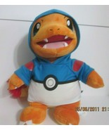 Build-A-Bear Workshop   Exclusive POKEMON  Charmander with Sound & Hoodie - $66.83
