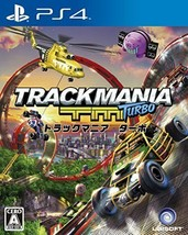 PS4 TrackMania Track Mania Turbo Japan PlayStation 4 Game Region From japan - $87.29