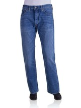 NEW LEVI'S STRAUSS 501 MEN'S PREMIUM STRAIGHT LEG JEANS BUTTON FLY 501-1970 image 2