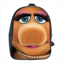School bag muppets miss piggy bookbag 3 sizes - $38.00+